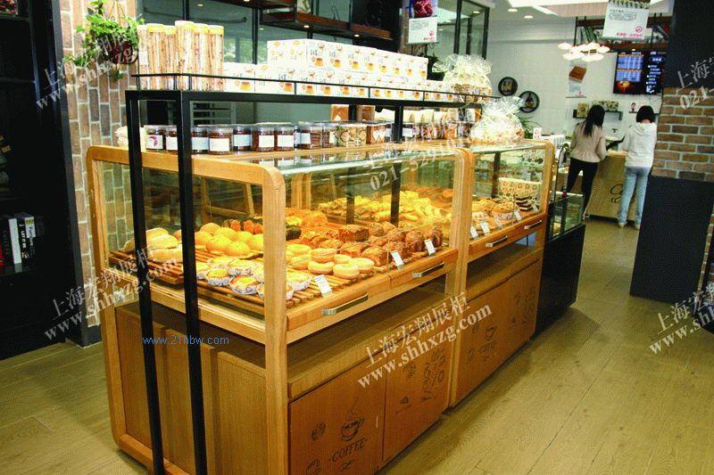 供应面包展示柜 蛋糕样品柜