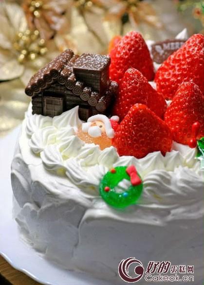 圣诞水果蛋糕的配方与制作