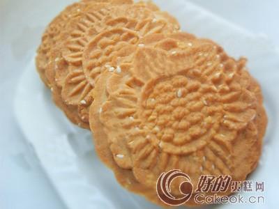 桃酥饼干的配方与制作—(最爱版)