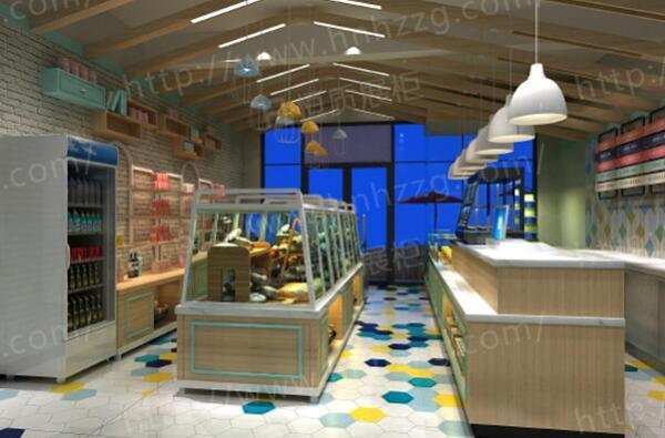 一,蛋糕店装修重要元素之空间设计