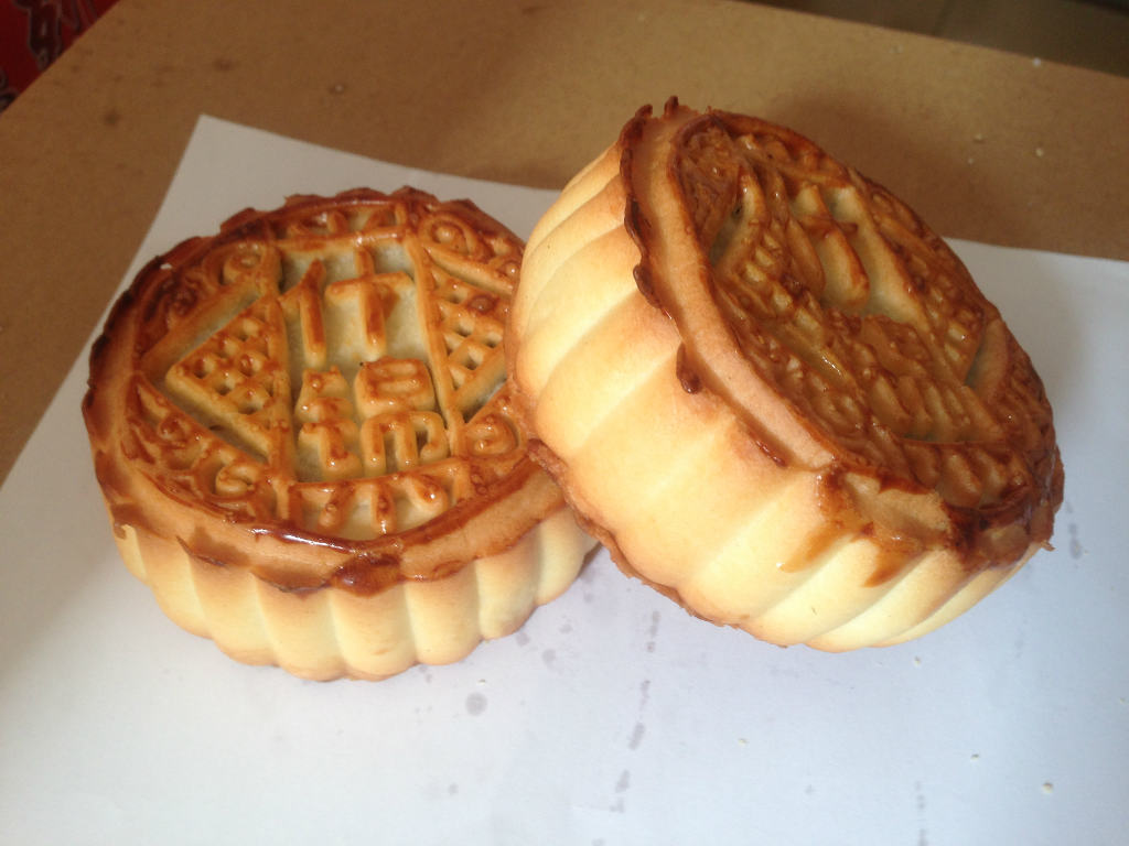 大连棒棰岛月饼