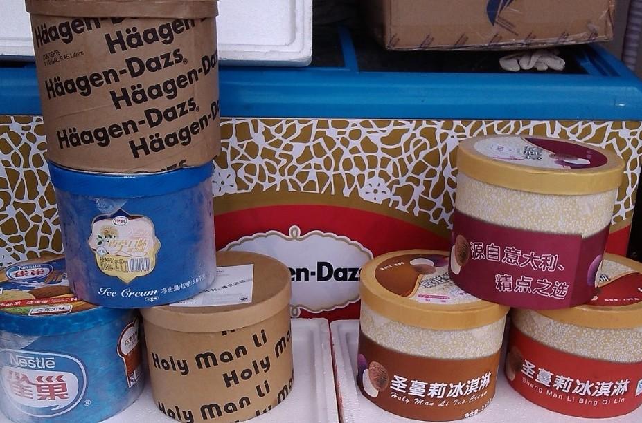 供应珂莉斯蒂桶装冰淇淋圣蔓雪大桶庆典大桶冰淇淋